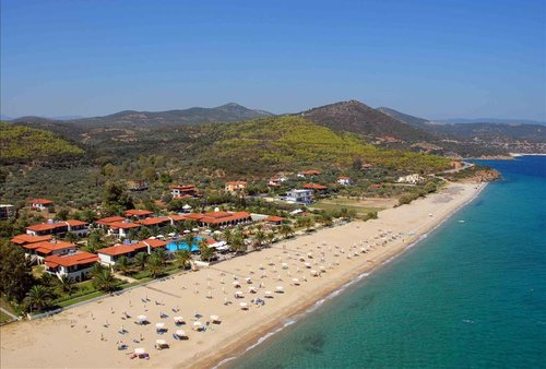 Тур в Bomo Assa Maris Beach 4☆ Греция, Халкидики – Ситония