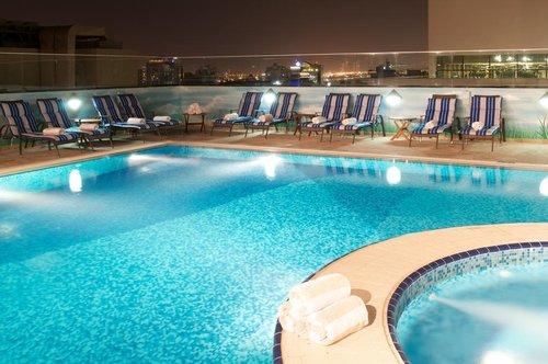 Тур в Carlton Al Barsha 4☆ ОАЕ, Дубай