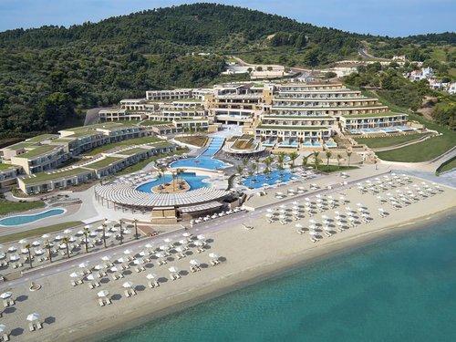 Тур в Miraggio Thermal Spa Resort 5☆ Греция, Халкидики – Кассандра