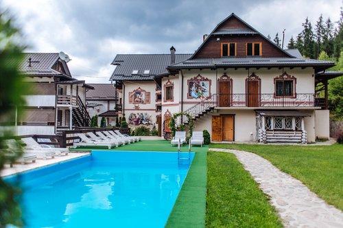 Тур в Ведмежий Двір 2☆ Украина - Карпаты, Буковель (Поляница)