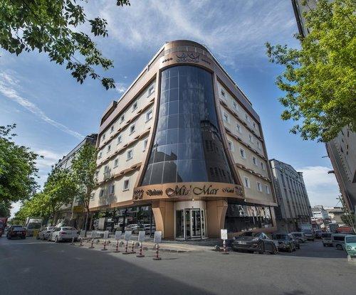 Горящий тур в Midmar Hotel 4☆ Турция, Стамбул