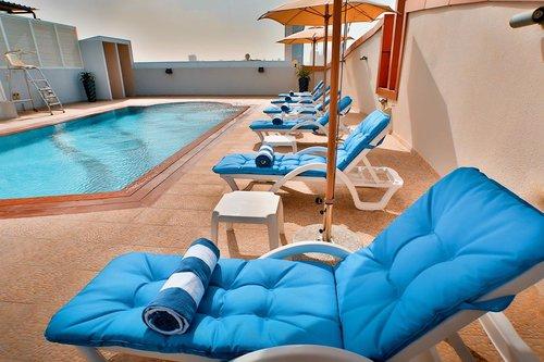 Горящий тур в Signature Hotel Al Barsha 4☆ ОАЭ, Дубай