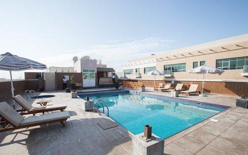 Гарячий тур в Smana Hotel Al Raffa 3☆ ОАЕ, Дубай