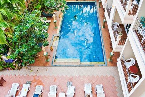 Тур в Rita Resort & Residence 3☆ Таиланд, Паттайя