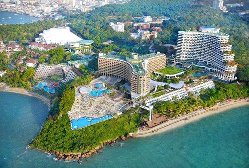 Тур в Royal Cliff Beach Hotel 5☆ Таиланд, Паттайя