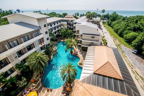 Тур в Sea Breeze Jomtien Resort 3☆ Таиланд, Паттайя