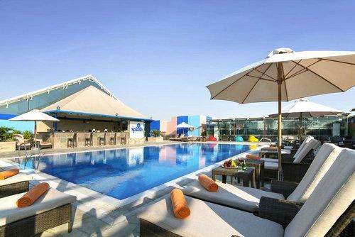 Тур в Time Grand Plaza Hotel 4☆ ОАЭ, Дубай