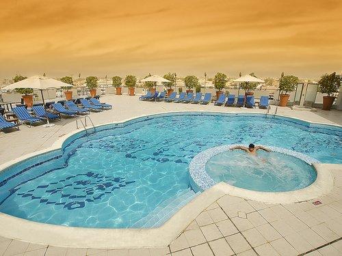 Тур в Towers Rotana Hotel 4☆ ОАЭ, Дубай