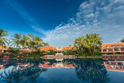 Тур в Santiburi Beach Resort & Spa 5☆ Таиланд, о. Самуи