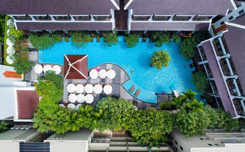Тур в Centara Anda Dhevi Resort & Spa Krabi 4☆ Таиланд, Краби