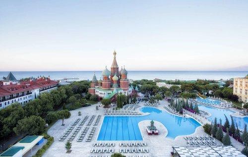 Тур в Asteria Kremlin Palace 5☆ Турция, Анталия