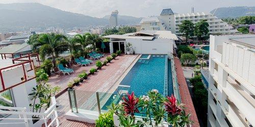 Тур в Aspery Hotel 3☆ Таиланд, о. Пхукет