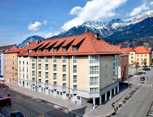 Тур в Alpinpark Hotel 4☆ Австрия, Инсбрук