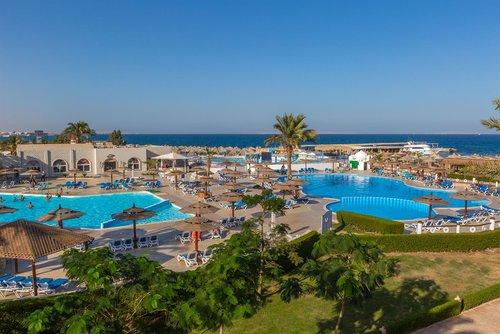 Тур в Aladdin Beach Resort 4☆ Египет, Хургада