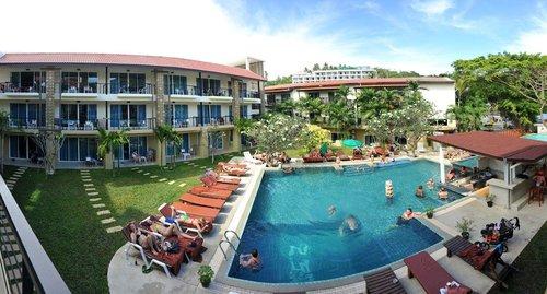 Тур в Baan Karon Resort 3☆ Таиланд, о. Пхукет