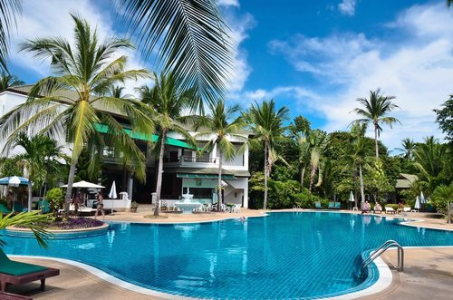 Тур в First Bungalow Beach Resort 3☆ Таиланд, о. Самуи