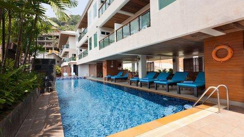 Тур в Baramee Resortel 3☆ Таиланд, о. Пхукет
