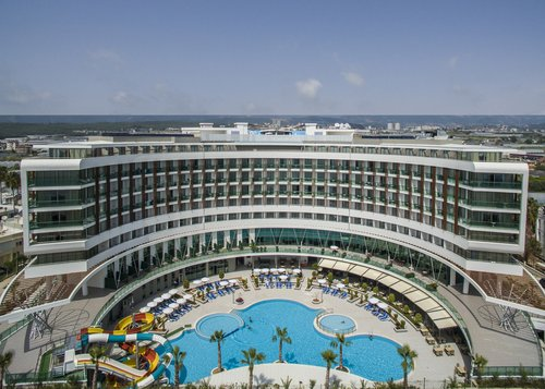 Тур в Xoria Deluxe Hotel 5☆ Туреччина, Аланія