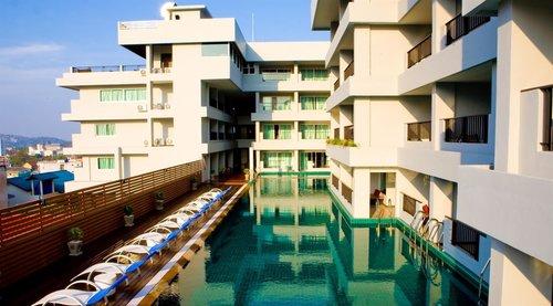 Тур в Casa Del M Patong Beach 4☆ Таиланд, о. Пхукет