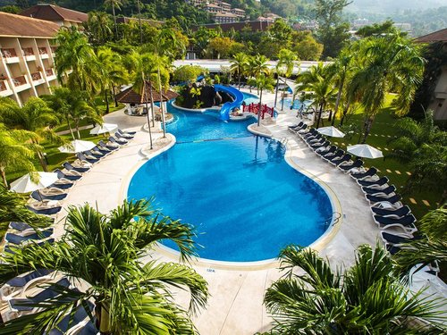 Тур в Centara Karon Resort Phuket 4☆ Таиланд, о. Пхукет