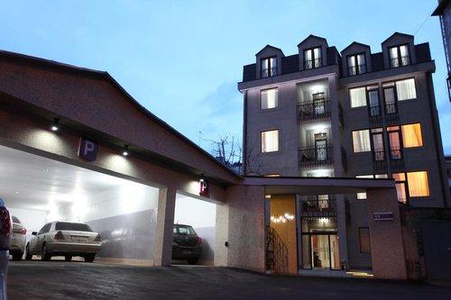Тур в Cascade Hotel 3☆ Армения, Ереван