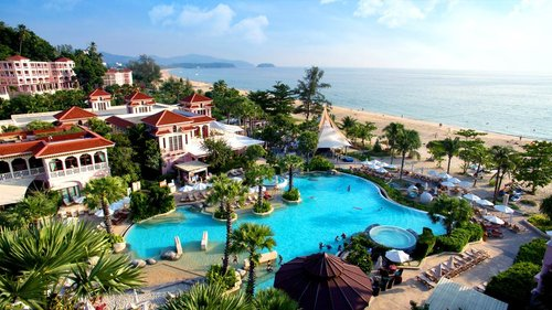 Тур в Centara Grand Beach Resort Phuket 5☆ Таиланд, о. Пхукет