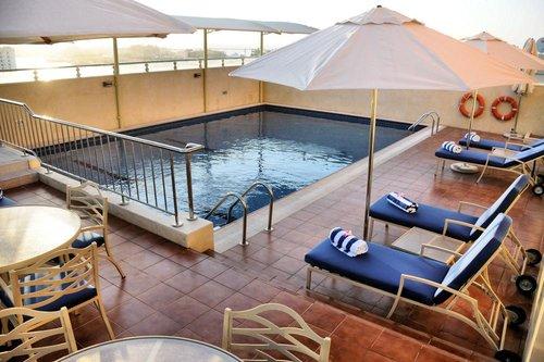 Тур в Al Hamra Hotel 4☆ ОАЕ, Шарджа