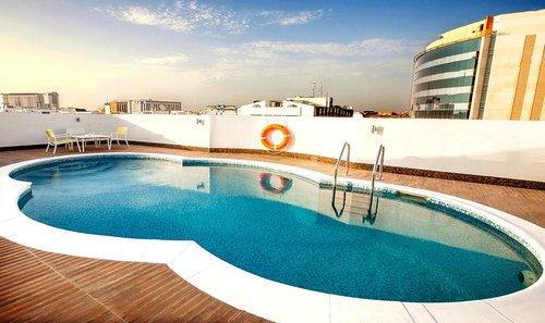 Тур в Al Sarab Hotel 3☆ ОАЕ, Дубай