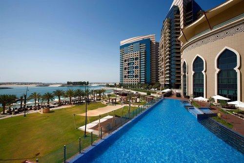 Тур в Bab Al Qasr Hotel & Residences 5☆ ОАЭ, Абу Даби