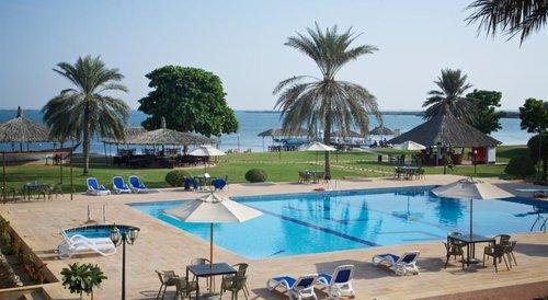 Тур в Flamingo Beach Resort 3☆ ОАЭ, Умм Аль-Кувейн