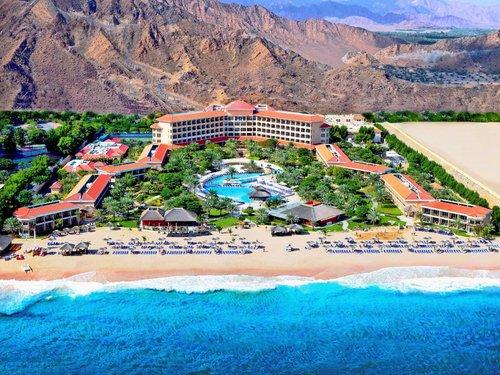 Тур в Fujairah Rotana Resort & Spa 5☆ ОАЭ, Фуджейра