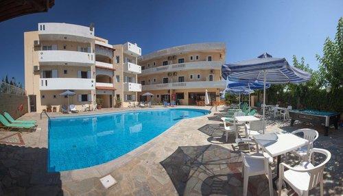 Тур в Dimitra Hotel & Apartments 3☆ Греция, о. Крит – Ираклион