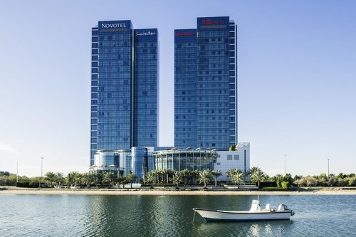 Тур в Ibis Abu Dhabi Gate 3☆ ОАЭ, Абу Даби
