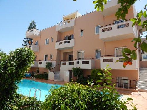 Тур в Apollon Hotel 3☆ Греция, о. Крит – Ханья