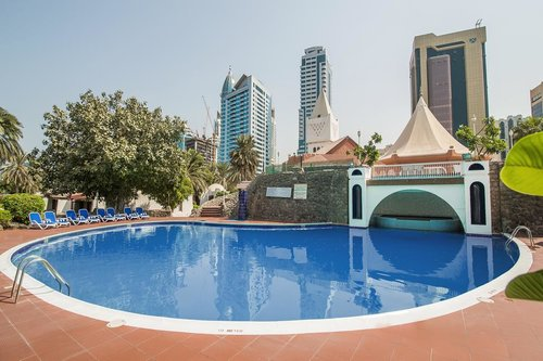 Тур в Marbella Resort Sharjah 4☆ ОАЭ, Шарджа
