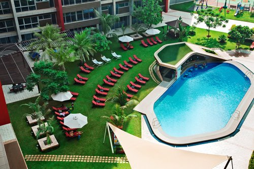 Тур в Park Rotana 5☆ ОАЭ, Абу Даби