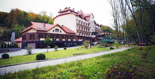 Горящий тур в Solva Resort & SPA 4☆ Украина - Карпаты, Поляна