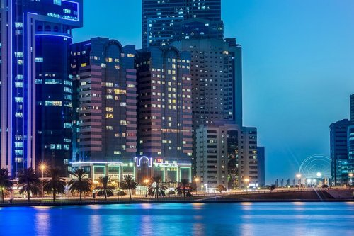 Тур в Golden Tulip Sharjah 4☆ ОАЭ, Шарджа