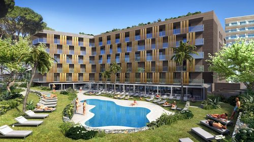 Тур в Golden Costa Salou 4☆ Испания, Коста Дорада
