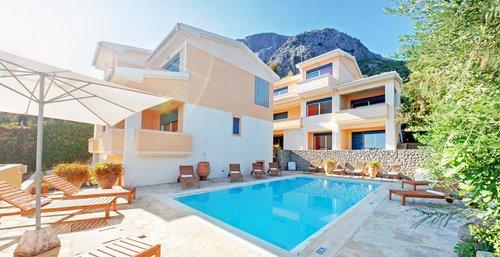 Тур в Glyfa Corfu Apartments 4☆ Греция, о. Корфу