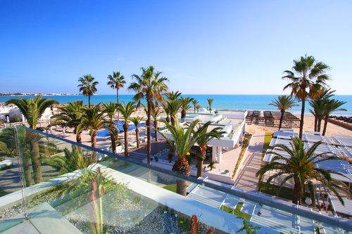 Тур в lti Les Orangers Garden Villas & Bungalows 5☆ Тунис, Хаммамет