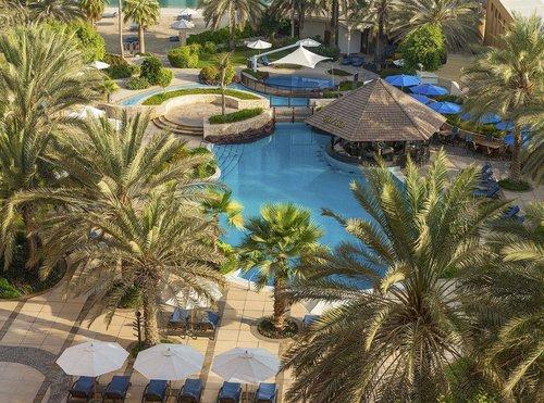 Горящий тур в Sheraton Abu Dhabi Hotel & Resort 5☆ ОАЭ, Абу Даби