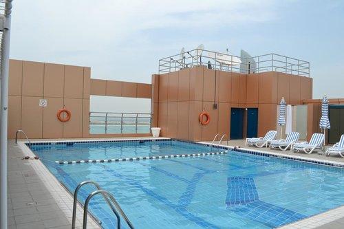 Тур в Sheraton Khalidiya Hotel Abu Dhabi 4☆ ОАЭ, Абу Даби