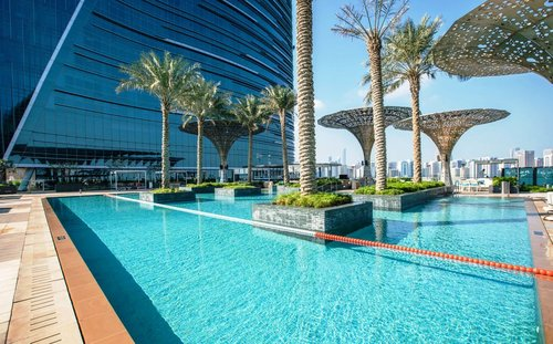 Тур в Rosewood Abu Dhabi 5☆ ОАЭ, Абу Даби