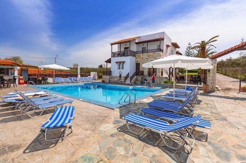 Тур в Ledra Maleme 3☆ Греция, о. Крит – Ханья