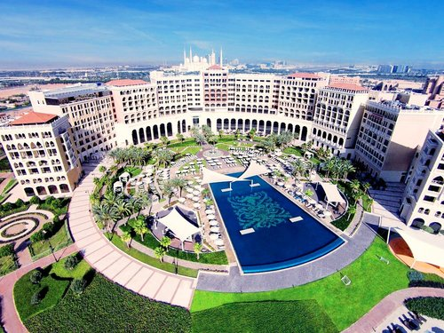 Тур в The Ritz-Carlton Grand Canal Abu Dhabi 5☆ ОАЭ, Абу Даби