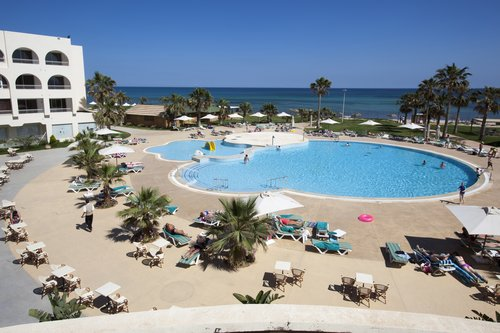 Тур в Novostar Khayam Garden Beach & Spa 4☆ Тунис, Набёль