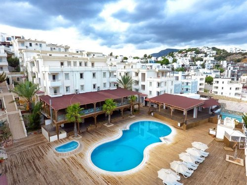Тур в Smart Holiday Hotel Bodrum 4☆ Турция, Бодрум