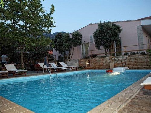 Тур в Niriides Beach Hotel 4☆ Греція, о. Крит - Ретимно