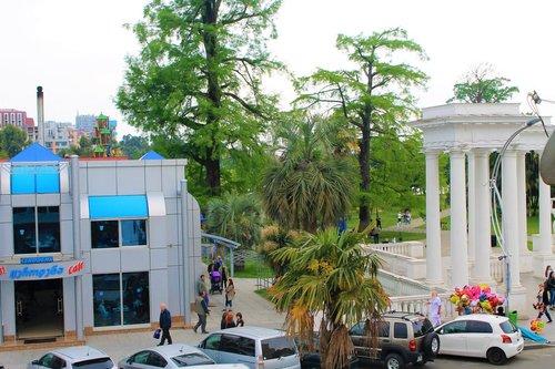 Горящий тур в Park Hotel 3☆ Грузия, Батуми